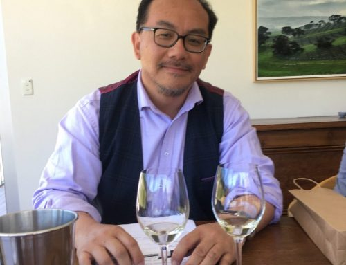 GUEST REVIEW – with Alain H Lee