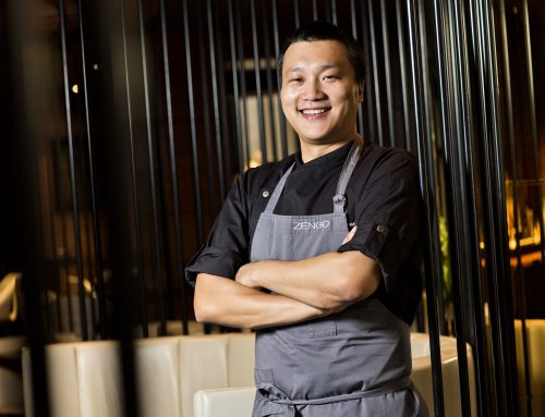 MEET THE CHEF – Xiaomeng Liu, Head Chef Zengo